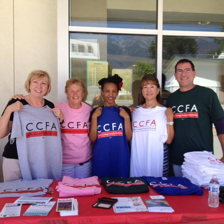 CCFA's Welcome Table